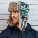 BARANICA TRAPPER HAT | BASIC MILITARY CAMO
