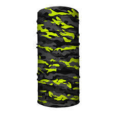 MULTIFUNKČNÁ ŠATKA SURGE MILITARY BLACKOUT CAMO