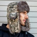 BARANICA TRAPPER HAT | GREY DIGI